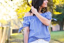 Classic Style / Preppy and classic outfit ideas for women.