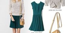 Natalie's Wardrobe Picks / Women's fashion, clothes and accessories