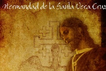 cartelería para la cofradía de la santa vera cruz de martos
