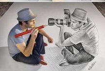 Drawings / by Alejandra Lopez