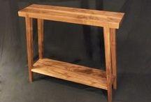 Tables By Benham Design / Custom tables handcrafted by Brian Benham