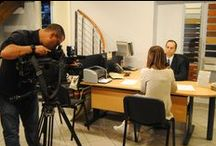 Intervista a RAI3 sugli Ecobonus 65% 2013 / Intervista di Lara Nicoli a Dante Ruscello, consulente marketing di Michelangelo Prezioso srl, per la rubrica FuoriTG del TG3, realizzata il 26 settembre presso lo showroom Celletti di Ciampino e in onda su Rai 3 martedì 1 ottobre alle ore 12.25.