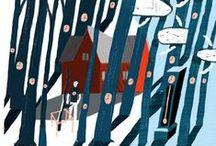 Mary Yudina illustration / Illustration