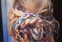 hair, nail and beauty