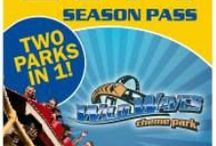 Season Pass - UNLIMITED Fun! / Purchase a Season Pass to Wild Waves Theme Park and enjoy a year of unlimited fun to TWO Parks - Water AND Theme Park - in ONE place!  / by Wild Waves Theme Park