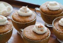 FOOD - mug cakes