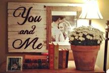 Wedding Inspiration / Anything to do with my big day...