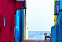 C U R A C A O / Curacao offers stunning beaches and colorful architecture and amazing nature.
