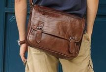 Men's messenger bags / Business style for fashionable men