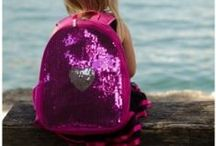 Giggle Me Pink at rpKids.ca / Designed in Australia. Backpacks, Lunch bags, Dance Bags, Purses, and Handbags for girls