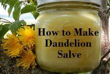 Creams, Oils, Salts... / DIY