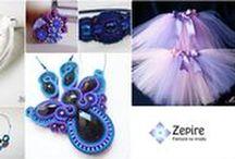 Handmade galerie na ZEPIRE / Galérie dne vystavěné na www.zepire.com