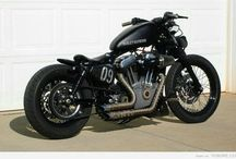 Harley Ideas / Idee per customizzare