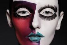 Makeup—Avant Garde