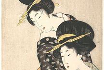 Ukiyoe / 浮世絵 錦絵 Japan art ukiyo-e nishiki-e