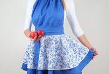 Zepire FOLK / Handmade výrobky s tradičnou folk tématikou :)