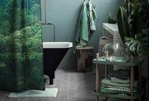 Badezimmer / Das Badezimmer wird immer wohnlicher - und ersetzt auch schon mal den Spa-Besuch. Wir zeigen Ihnen Ideen für die Einrichtung und Deko, moderne Fliesen und Badezimmer-Möbel und geben Tipps rund ums Bad.