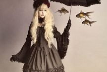 gothic / Beauty of darkness