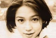 Japanese actress and actor in a good time