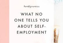Freelance + Self-Employed