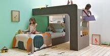 Kinderzimmer / Hier wird gespielt, gelernt - und viel zu selten aufgeräumt: Das Kinderzimmer ist beim Einrichten eine echte Herausforderung. Doch mit unseren Tipps wird es spielend einfach.