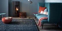 Mehr Gemütlichkeit / Gerade in der dunklen Jahreszeit tun uns die Wolldecke auf dem Sofa, das Feuer im Kamin oder die Kerzen auf dem Tisch so gut. So wird die Wohnung gemütlich.