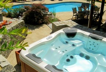 Hot Tubs / Hot Tubs / by Oasis Hot Tub & Sauna