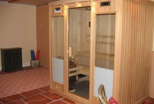 Saunas / Sauna / by Oasis Hot Tub & Sauna
