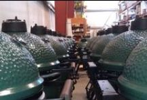 Big Green Egg / Big Green Egg, Grilling, Outdoor Cooking, Smoker / by Oasis Hot Tub & Sauna