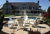 Seaside Casual Furniture / Outdoor furniture, casual furniture, yard design