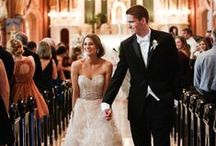 Down the Aisle / Wedding season is coming up... let us help you prepare!