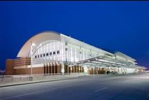 Places to Travel from RIC / Richmond International Airport (RIC) is the jewel of Henrico County's transportation offerings. It features large airport convenience with a small airport's friendliness and feel. The airport's recently completed $300 million expansion has transformed the airport into a spacious, modern facility that is well equipped to meet the needs of Greater Richmond and its visitors.