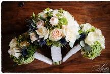 Wedding bouquets, Bridal flowers / A selection of my Bridal flower designs