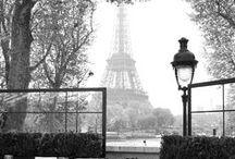 Bonjour Mon Cherie, Paris / A board for Paris...and France in general.