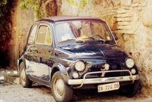 Sunday Drive / classic cars