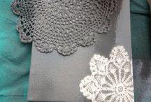 Crochet, Sewing & knitting