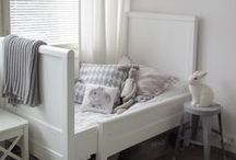 A Little Girl´s Room / Habitaciones infantiles