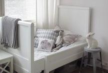 A Little Girl´s Room / Habitaciones infantiles