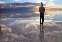 Salar de Uyuni  Bolivia / ウユニ塩湖♡