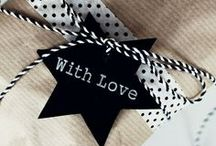 Gift wrapping / paketointi