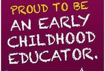 ECE / ECSE Early childhood education and care / Varhaiskasvatus