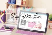 DIY With Love ♡