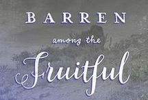 Barren Among the Fruitful / The problem of infertility has reached epidemic levels in our society. It is projected that 40% of women currently 25 and younger will have difficulty conceiving a child or reaching a live birth. Amanda Hope Haley had married David, the man of her dreams, and earned a master's degree from Harvard.After spending seven years begging God for a child. Finding wholeness by hoping only in God was her happy ending!