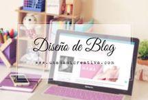 Diseño de Blogs ♡