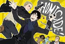 Sherlock / This category is everything from the British TV show, Sherlock.  / by Megan Lowe