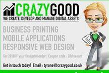 Crazy Good / Digital Asset Development