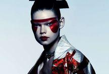 ~  Modern Geisha ~ / A Tale of a Japanese Warrior Princess