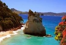 New Zealand Travels / All that we plan to explore for a year in New Zealand in 2015!