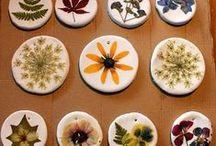 Nature Crafts / I love making crafts with natural things found in nature <3