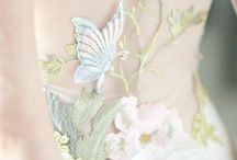 ~ Ethereal Transparency ~ / Chiffon,lace,embroidery..Any girl's dream!